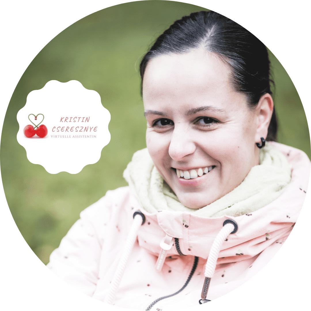 Kristin Cseresznye social media managerin